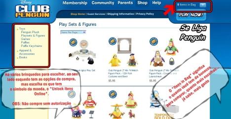 como comprar brinquedos
